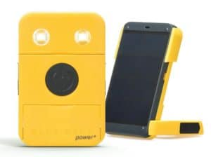 Wakawaka Solar Flashlight