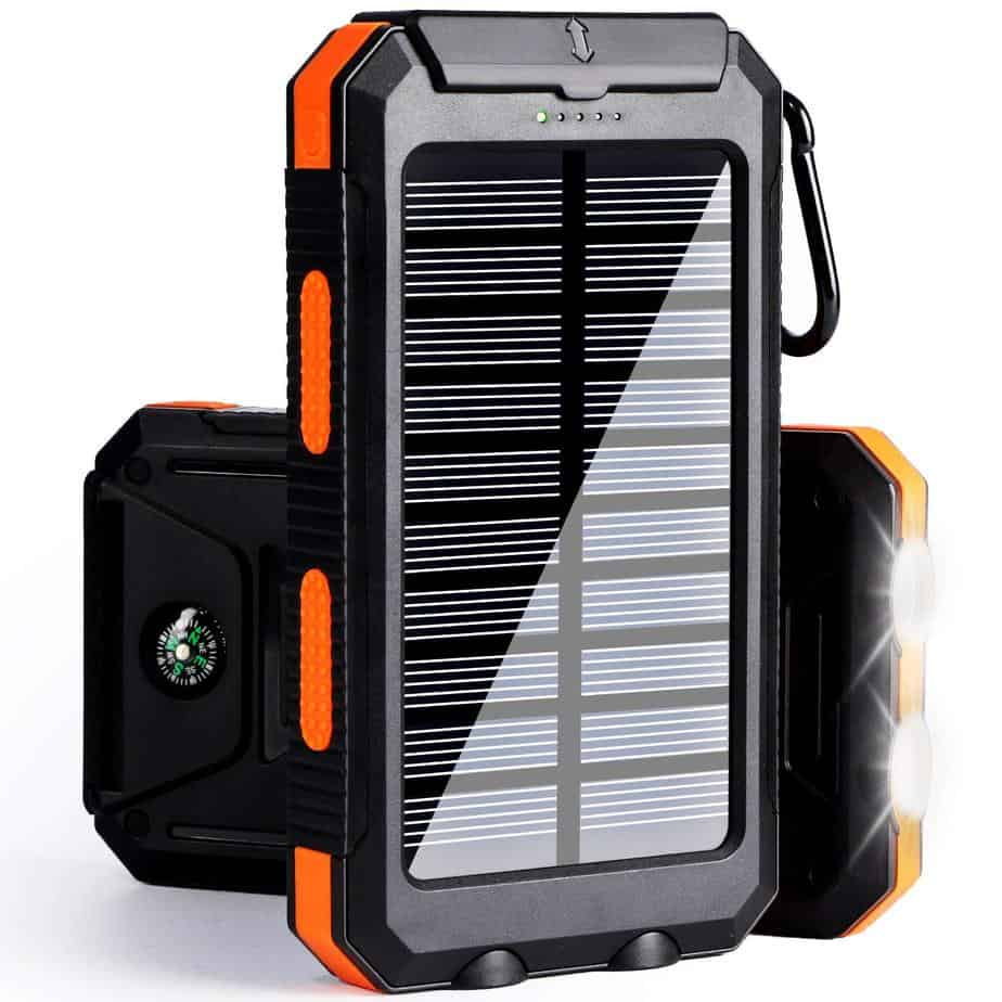 1 - Best Solar Power Bank
