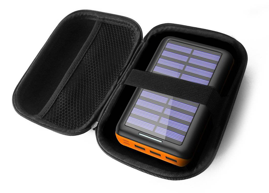 2 - Best Solar Power Bank