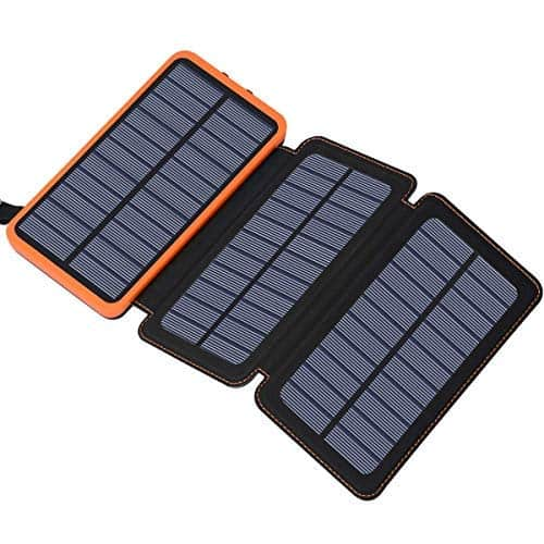 3 - Best Solar Power Bank