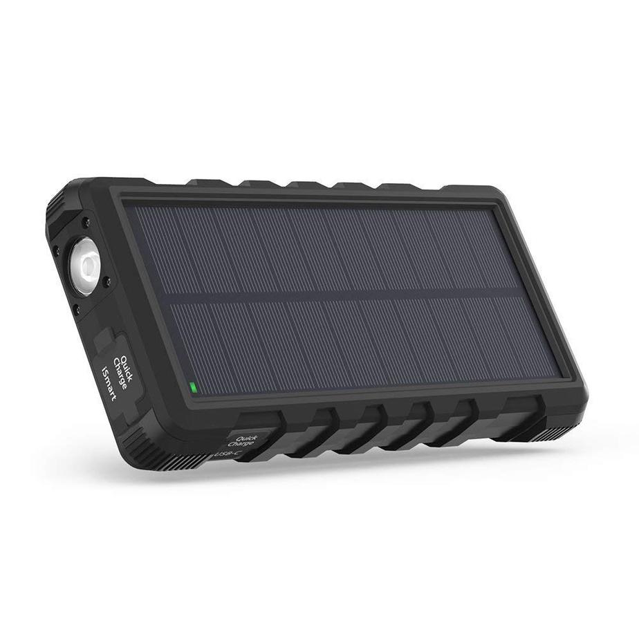 6 - Best Solar Power Bank