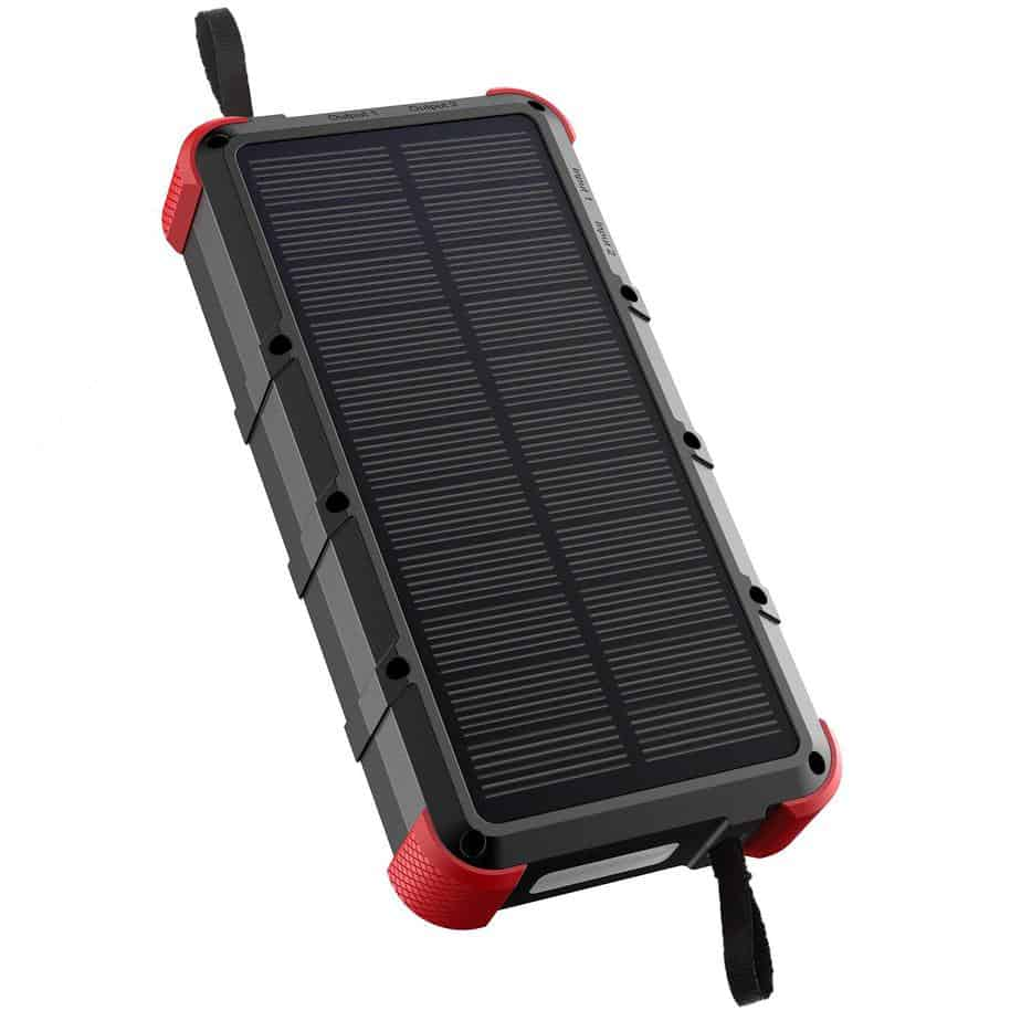 7 - Best Solar Power Bank
